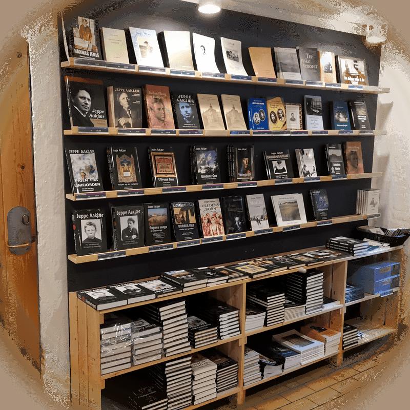 Bogbutikken på Jenle